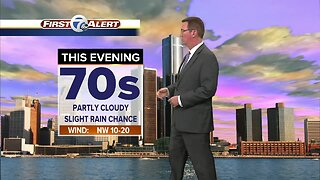 Metro Detroit Forecast: Heavy rain possible for Wednesday's morning drive