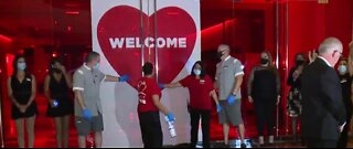 Red Rock Casino Resort reopens