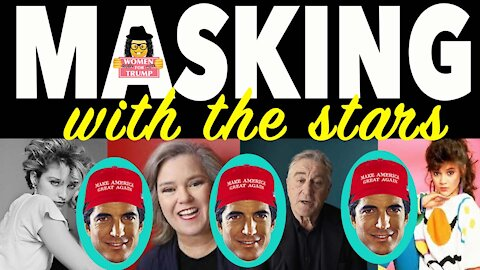 Masking with the Stars! No JUAN can take it! YENSID.com with Deplorable People SOS Remix