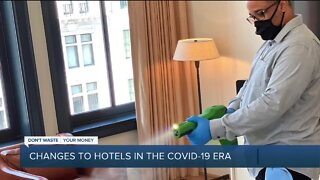 Changes to hotels in the COVID-19 era