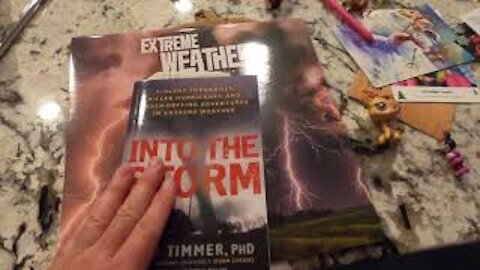 Reed Timmer's Book   Into the Storm   Quick Review