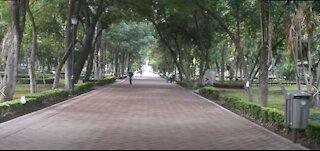La Alameda Park, Queretaro, Mexico