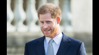 Prince Harry sent a bouquet of flowers to Princess Diana's grave for Mother's Day