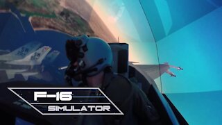 Military Technology - A Look at U.S. Air Force Flight Simulators Division, USAF Combat Support