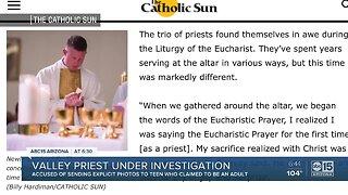 Valley priest under investigation