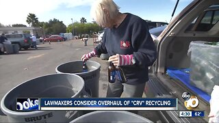 Lawmakers consider recycling overhaul for bottles and cans