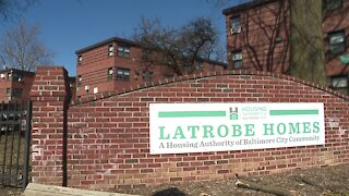 Latrobe Homes residents tested for COVID-19
