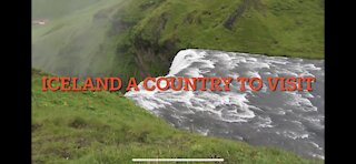 'Iceland' a country with full of natural resources