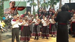 Latino Strings Program inspires local students