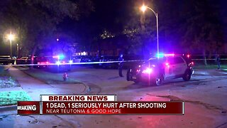 Man killed, woman seriously hurt after shooting in Milwaukee