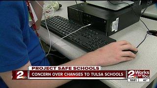 Concern over changes to Tulsa schools