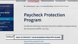 Beware of scammers targeting PPP small business loan applicants