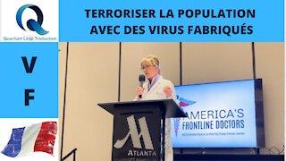 TERRORISME VACCINAL AUPRÈS DES POPULATIONS
