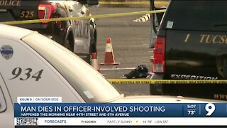 TPD: Suspect dead in officer-involved shooting near 44th Street and 6th Avenue