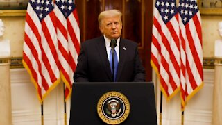 President Donald J. Trump Farewell Speech January 19, 2021