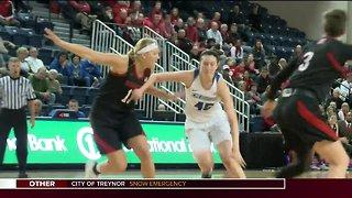 Creighton women's basketball defeats Nebraska in I-80 rivalry for third-straight year
