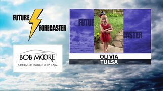 Future Forecaster: Olivia from Tulsa, Okla.
