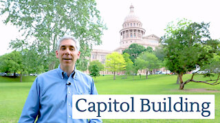 Discover Austin: The Capitol Building (Episode 4)
