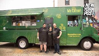 Israeli vendor booted from Philadelphia food truck event