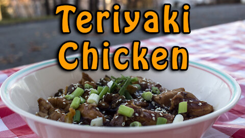 Dutch Oven Teriyaki Chicken