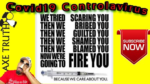 Covid19 is just a CONTROL PANDEMIC aka Controlavirus