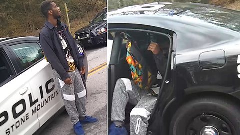 Stone Mountain Police Give Man Ticket Because His Pants Were 'Too Low'