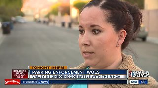 Preview: HOA Parking Problems