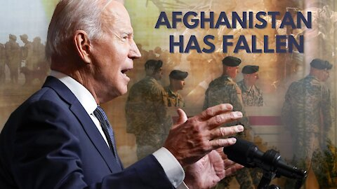 BIDEN JUST SUPPLIED THE TALIBAN WITH MILLION DOLLAR DRONES AND WEAPONRY
