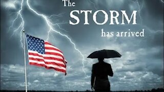 """We Have Been in The Storm - Trump; Then & Now. """"We will STOP the steal"""""""