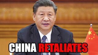 China Retaliates after US, UK , EU Sanctions China for Human Rights Abuses