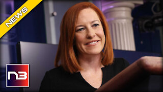 Jen Psaki Drops a Real WHOPPER during Press Briefing