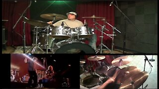 Drum Cover - Two Tickets To Paradise - Eddie Money