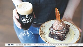 Guinness Open Gate Brewery proceeds benefit the Maryland Food Bank