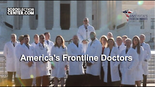 America's Frontline Doctors Summit in DC