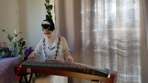 Guzheng Cover#Plum Blossom#Mei Hua#Teresa Teng