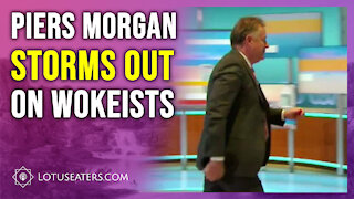 The Fall of Piers Morgan