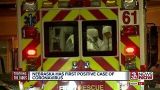 Nebraska's first case of coronavirus