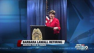 Pima County Attorney Barbara LaWall announces retirement