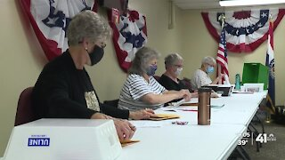 Counting mail-in ballots across the KC metro