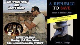 "9.13.21 Scott McKay on ""The Tipping Point"" on Revolution.Radio Studio B: Tactical Civics"