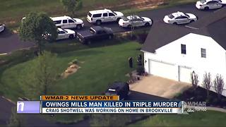Owings Mills construction worker killed in Montgomery Co. murder-suicide