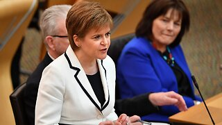 Scotland's Leader Outlines Plans For A Second Independence Vote