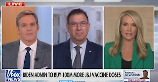 Biden's Covid Adviser Makes STUNNING Admission, Credits Trump For Vaccines