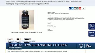 PS Recall Roundup: CPSC recalls specialty vitamins and ropes posing hazards