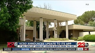 KCSO app coronavirus changes