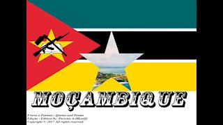 Bandeiras e fotos dos países do mundo: Moçambique [Frases e Poemas]