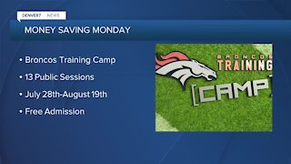 Broncos training camp will be open to public