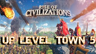 Rise of Civilizations - Android Mobile - Gameplay - LV5