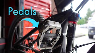 Mountain Bike Products Reviewed