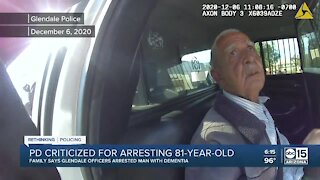 Family says Glendale PD jailed grandpa with dementia